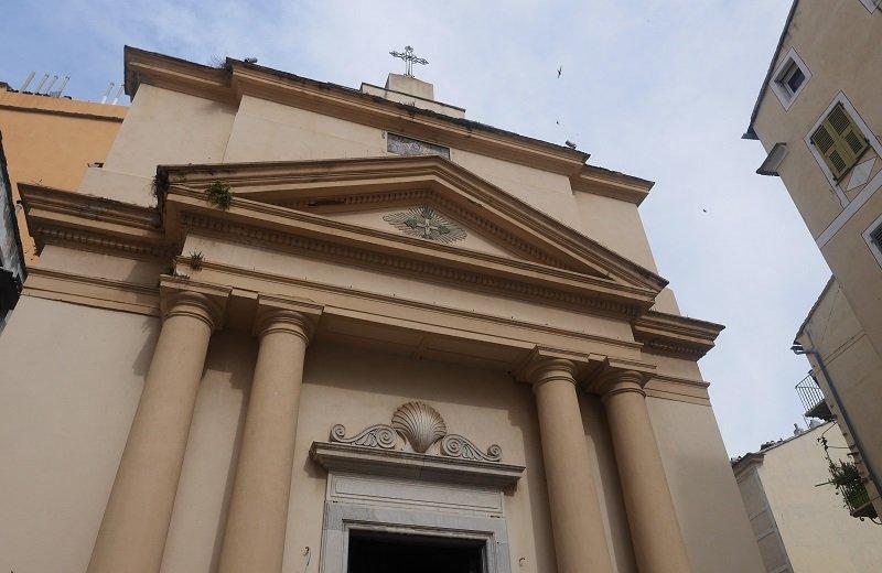 oratoire confrerie saint roch bastia