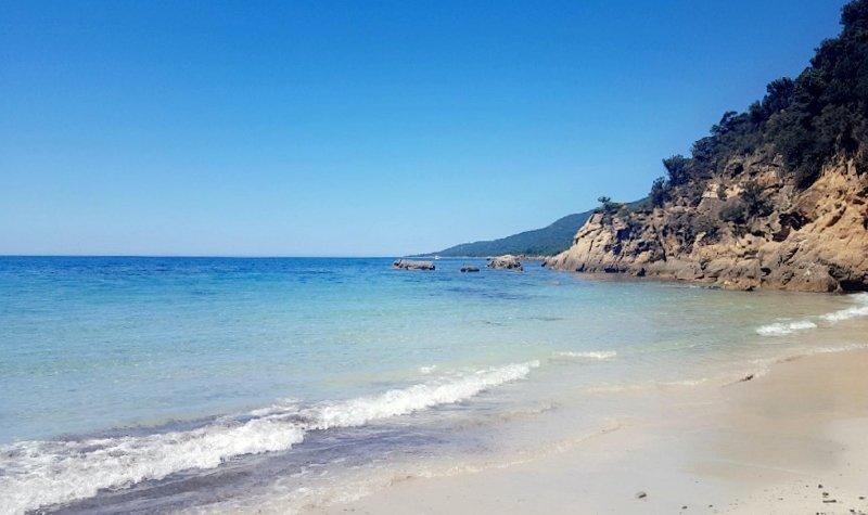 plus belles plages sud corse