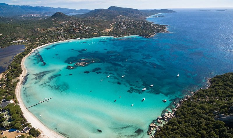 plus belles plages corse sud