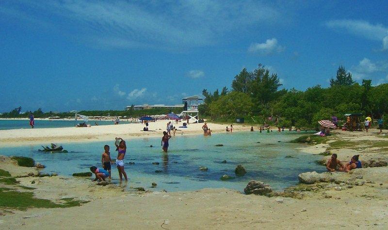 plage secrète playa del carmen