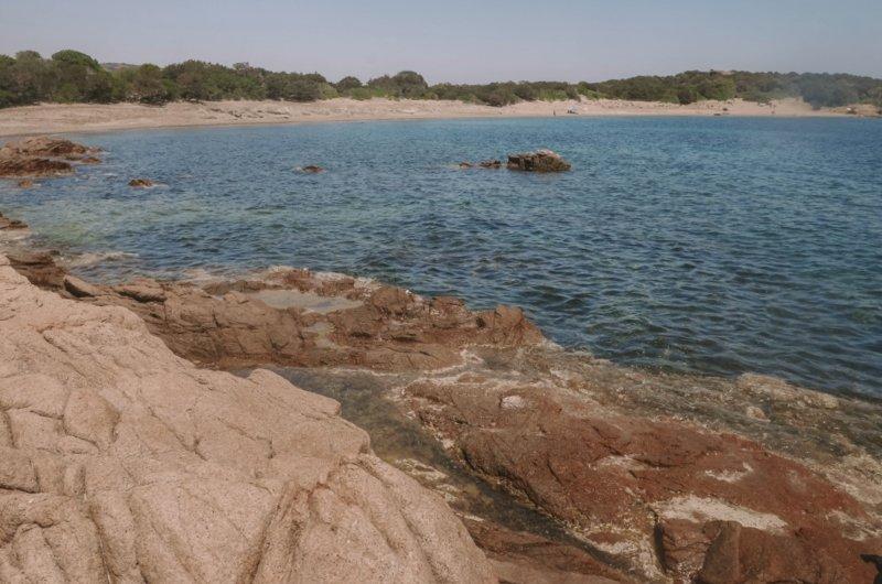 plage voisine rondinara