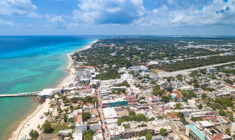 activités gratuites à playa del carmen