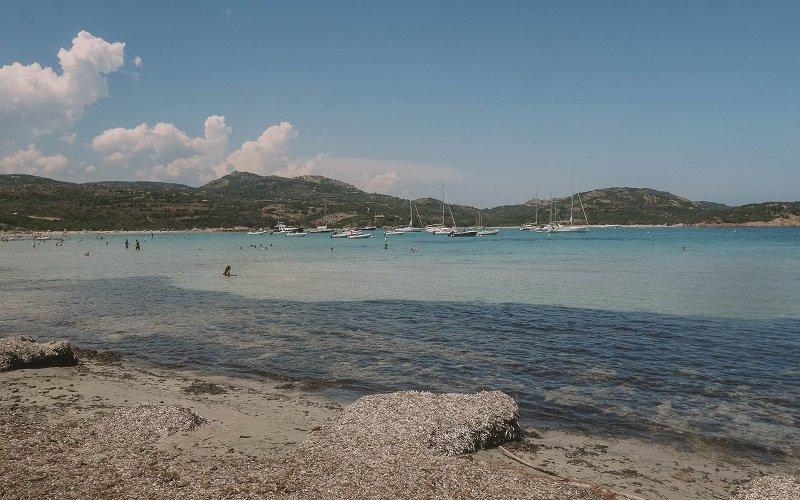 rondinara plage
