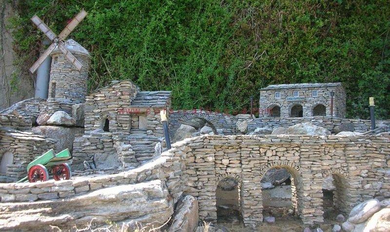 village miniature bastia