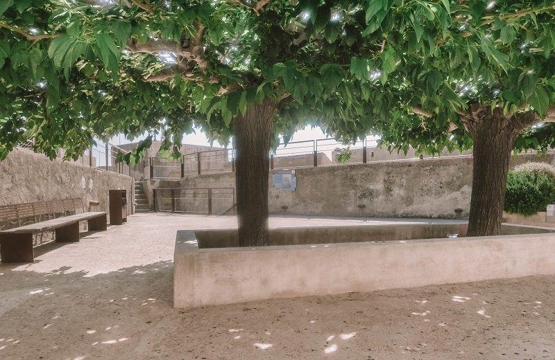 visite bastion de l'etendard bonifacio
