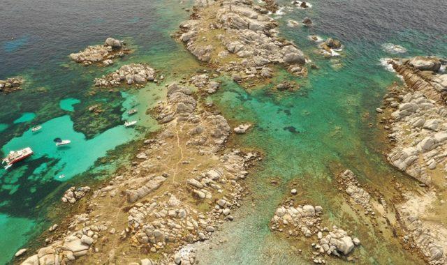 Visiter les îles Lavezzi