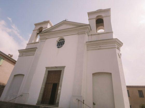 eglise des moines ile rousse