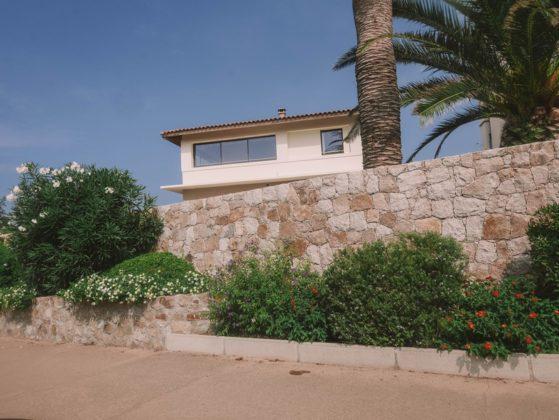 maison à l'île rousse