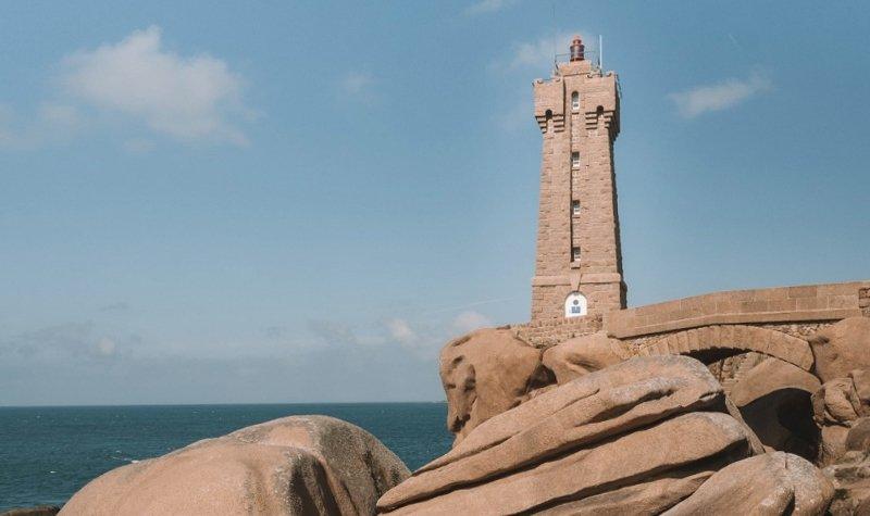phare de ploumanach