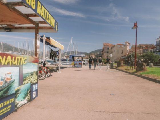propriano port