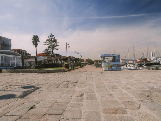 bord de mer port