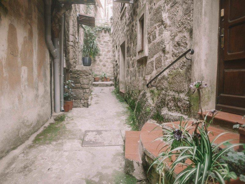 ruelle de sartène