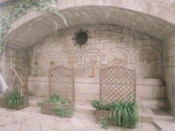fontaine sartène