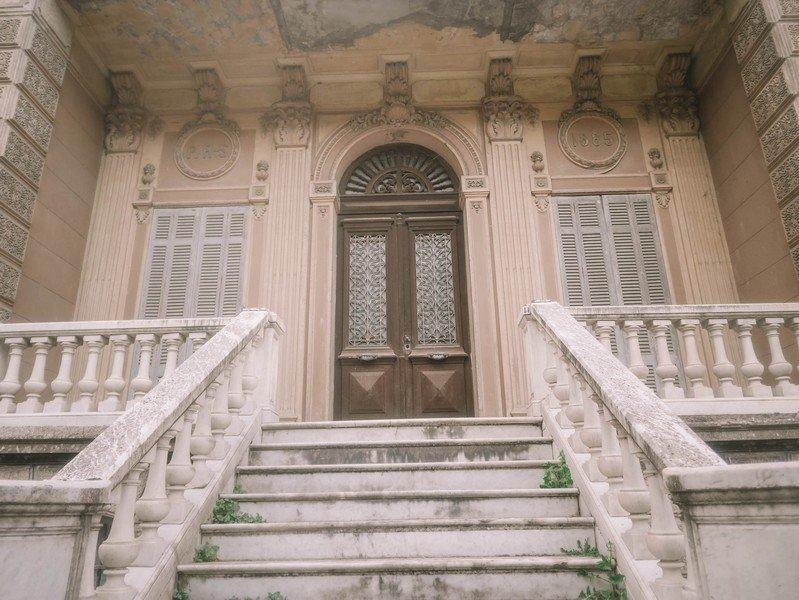 ancienne maison sartène