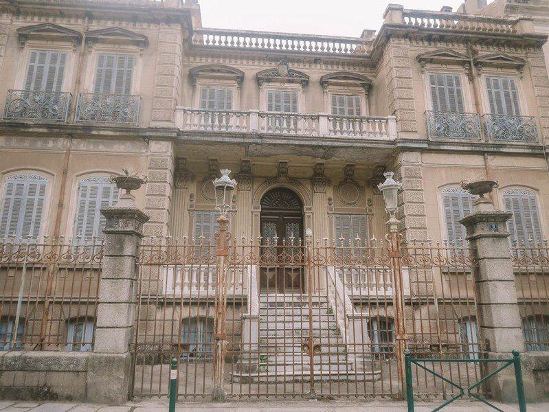 vieille maison 1885 corse