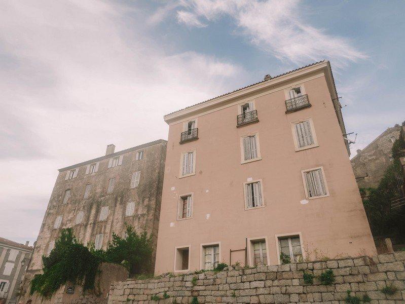 maisons sartène