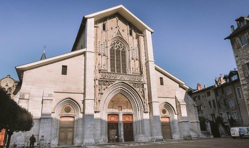 cathédrale saint-françois-de-sales de chambéry
