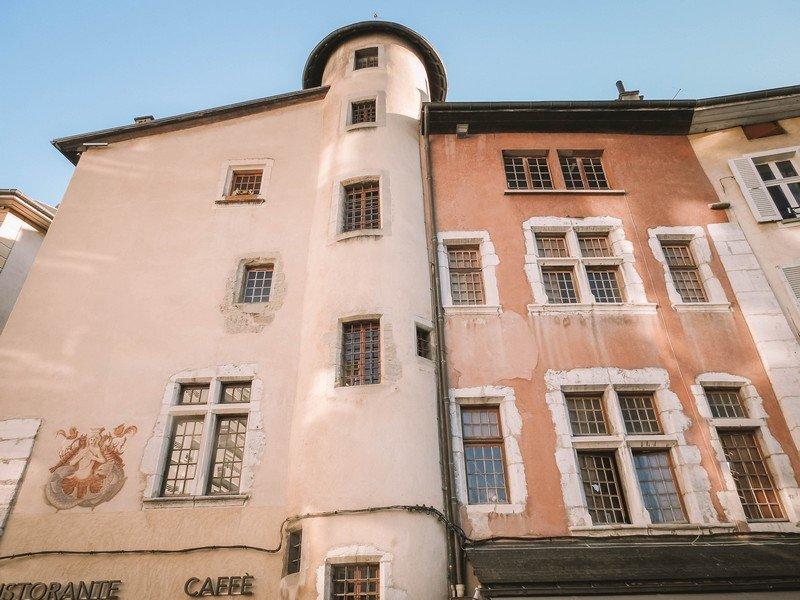 photos chambery vieille ville
