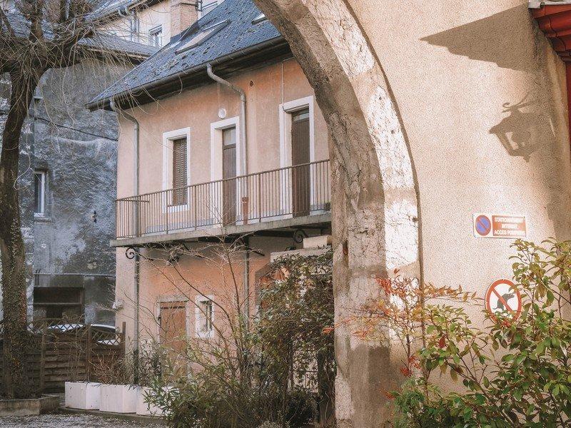 photos vieille ville chambéry