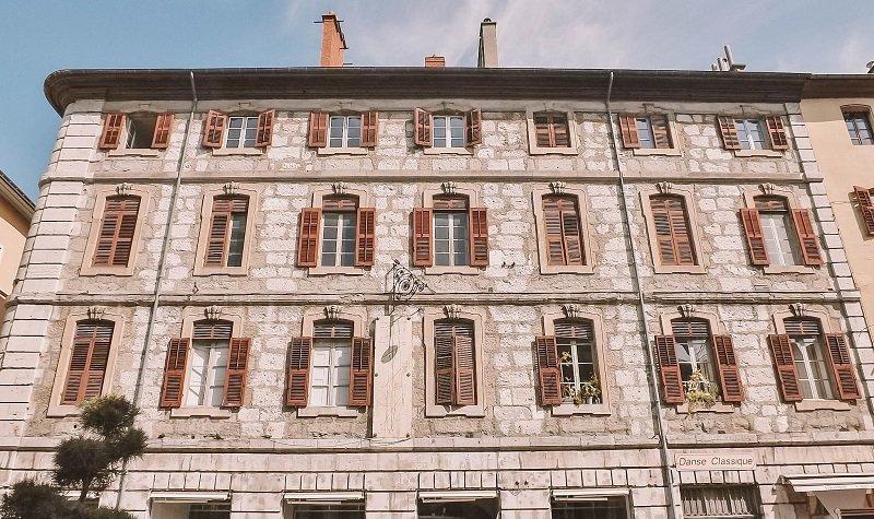 hotel du bourget chambery