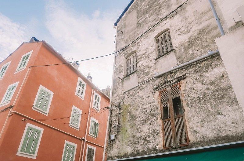 immeubles historiques corté