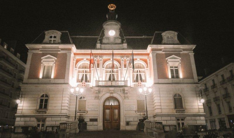 chambery mairie