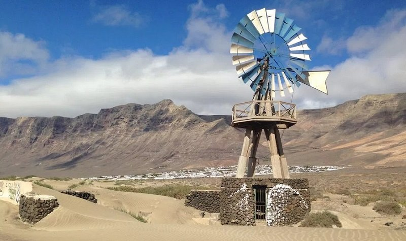 moulin famara