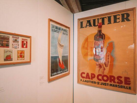 anciennes affiches corse