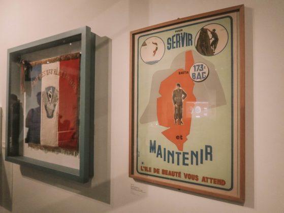 affiches musée corte