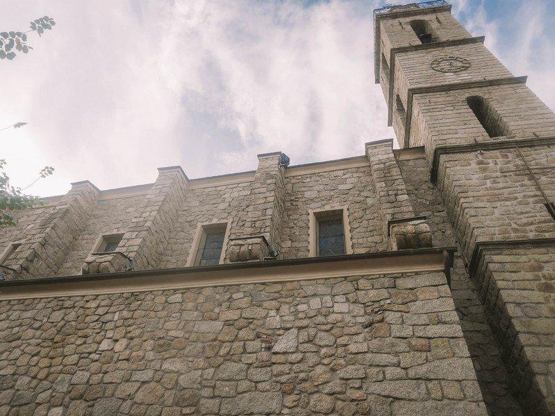 eglise sartène