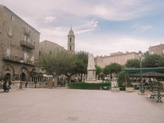 place centre ville sartene
