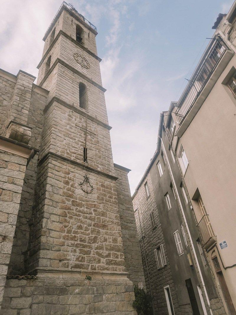 eglise de sartène
