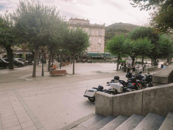 place porta sartene
