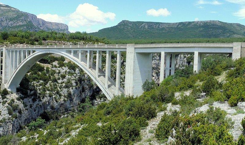 pont artuby