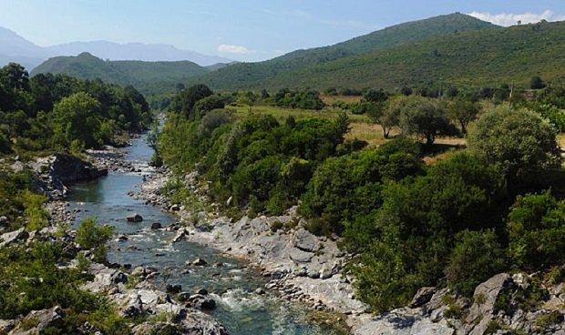 rivière tavignano