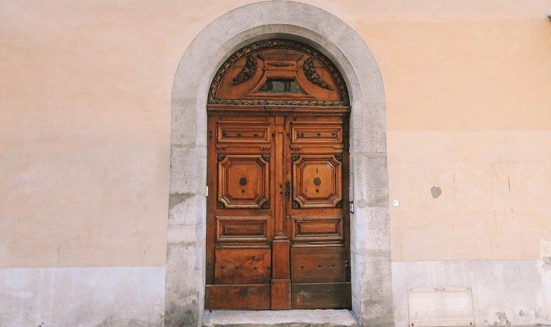 vieille porte chambery