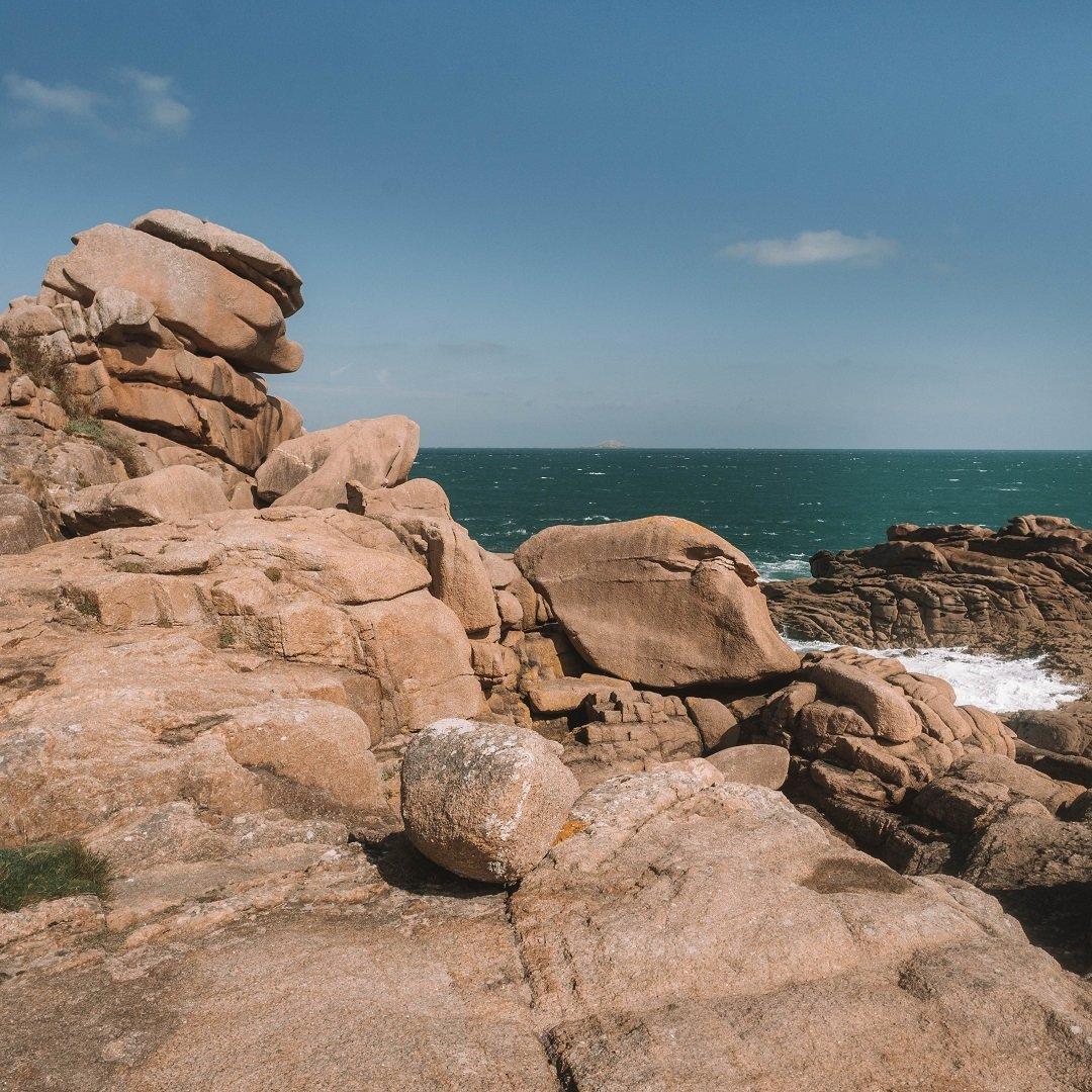 rochers de ploumanach