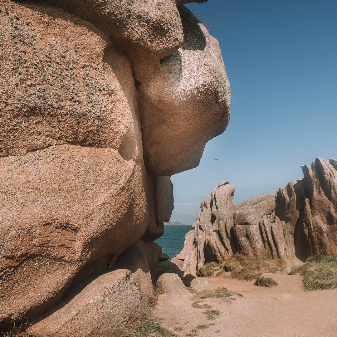 rochers de ploumanac'h