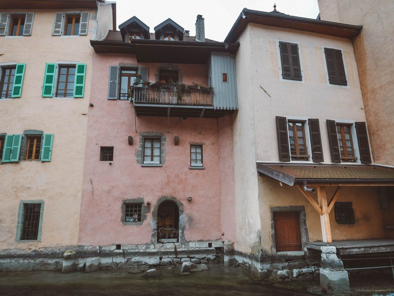annecy vieille ville photos
