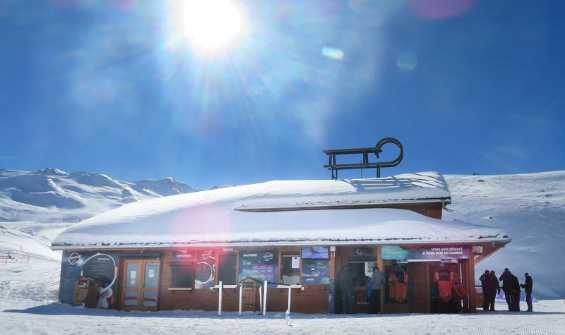 chalet cosmojet val thorens