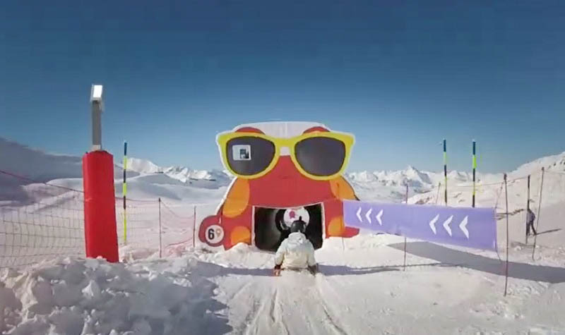 val thorens luge