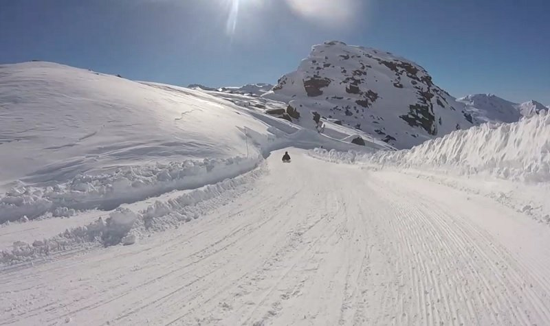 luge val thorens