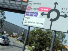 parking aeroport toulouse