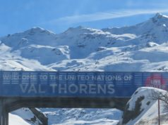 photos de val thorens en hiver