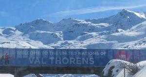 photos de val thorens en hiver