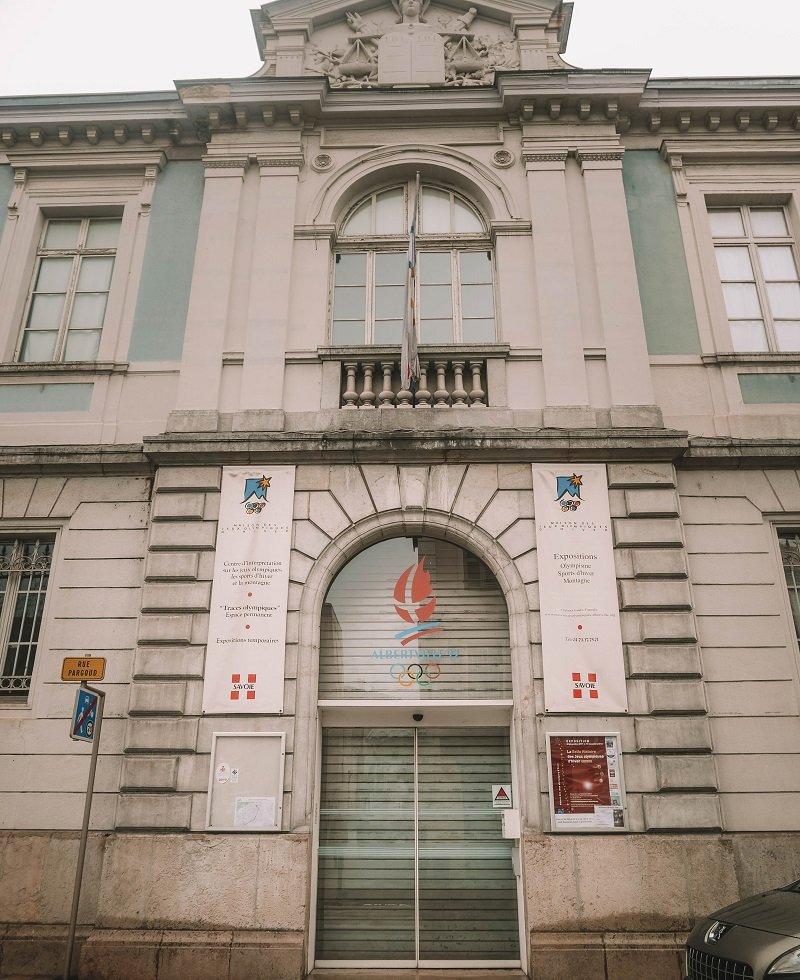 musée jeux olympiques albertville