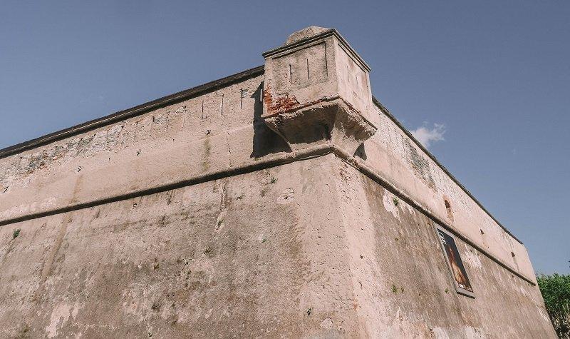 visiter la citadelle de bastia