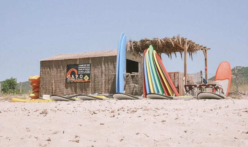 capo surf club