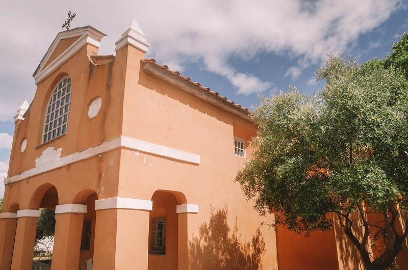 chapelle des grecs ajaccio