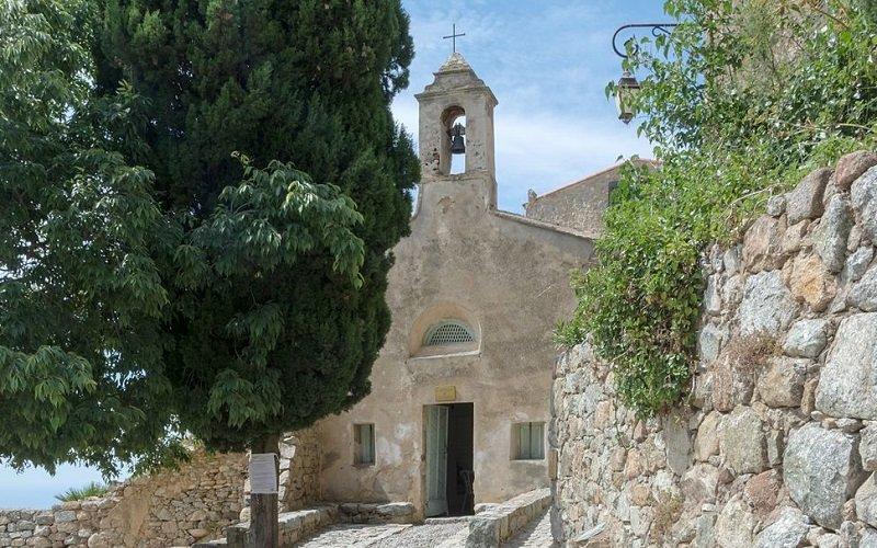 chapelle lavasina sant antonino